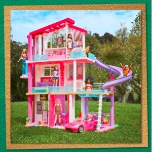 低至$20 梦想豪宅系列半价Myer 玩具专场大促 乐高、芭比等都有