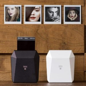 低至8.5折 €169起Fujifilm Instax SP-3 便携拍立得打印机 磨砂质感钻石切割