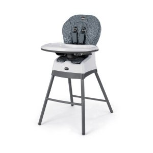 ChiccoStack 1-2-3 Highchair - Dots