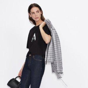 低至6折 T恤$24起Armani Exchange 折扣区精选休闲美衣、配饰促销
