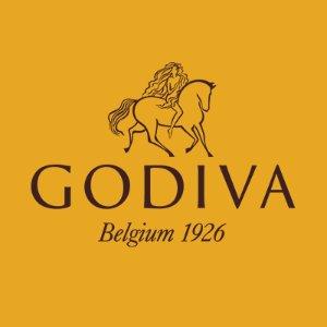 8折起+额外7.5折 $2.25/块独家:Godiva 巧克力界的爱马仕 赠松露礼盒(价值$22) 黑巧$18