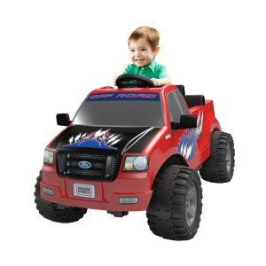 Fisher PricePower Wheels Ford Lil' F-150 - Red | DMK75 | Fisher-Price