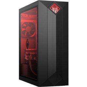 $999.99 官翻版Omen Obelisk 台式机 (i7-8700, 2080, 16GB, 256GB+2TB)
