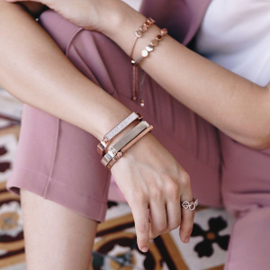 Exclusive Early Access 15% offPink Collection Accessories @ Monica Vinader