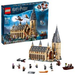 LEGO 75954 哈利波特 系列 霍格沃兹大厅 7.3折特价