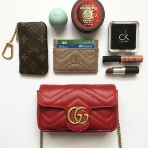 6.7折到手价$86610周年独家:Gucci GG Marmont 2.0链条包