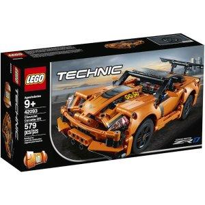 Lego科技系列 克尔维特超级跑车