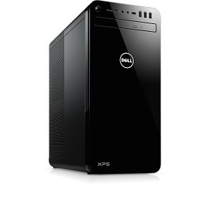 XPS 台式机 (i7-9700, 2060, 16GB, 256GB+1TB)