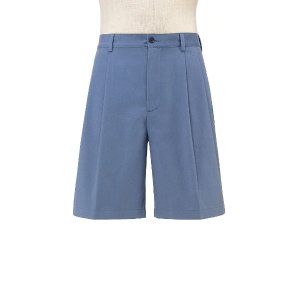 Stays Cool Traditional Fit Pleated Front Shorts
