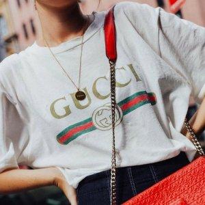 3价起 £279收乐福鞋Gucci 爆款超低价 老花网红卫衣、针织衫罕见折扣