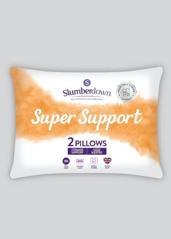 Slumberdown 枕头 2个装