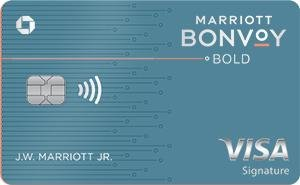 Earn 50,000 Bonus PointsMarriott Bonvoy Bold™ Credit Card