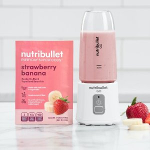 Dealmoon Exclusive: Nutribullet On The Go Bundle