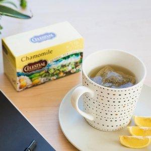 $11.72Celestial Seasonings Herbal Tea, Chamomile, 20 Count (Pack of 6)