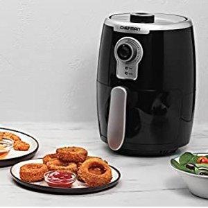 $59.99(原价$89.97)Chefman TurboFry 2夸脱空气炸锅 美味和健康兼得