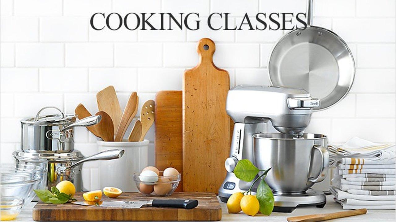 在美国也有厨艺初学者的新东方?这篇cooking classes攻略推荐给你!
