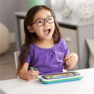低至6.6折 $29收触屏早教机LeapFrog 儿童益智玩具 欢乐学习带娃神器 宝宝在家识字学数
