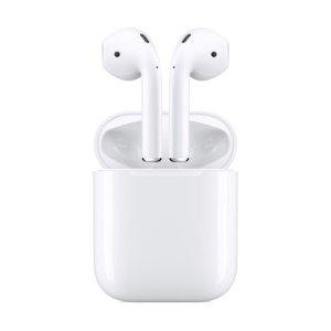 有线盒版$144.99,无线盒$179Apple AirPods 2代 有线/无线充电盒版