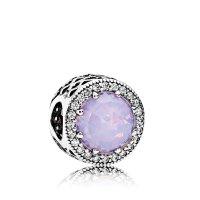 Pandora 紫水晶串珠