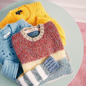 低至3折+额外8折 收Acne、GanniMatchesfashion 大牌毛衣针织专场 换季必备时髦单品