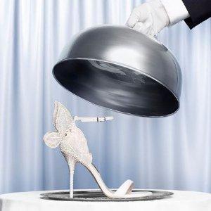 低至3折Giuseppe Zanotti、Sophia Webster 美鞋特卖,仙女鞋柜必备
