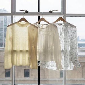 Up To 60% OffTops Sale @Club Monaco