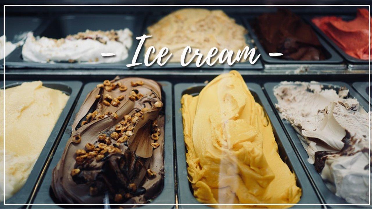 冰淇淋万能公式 | 无需冰淇淋机,简单3步手把手教你自制冰淇淋,完胜哈根达斯!