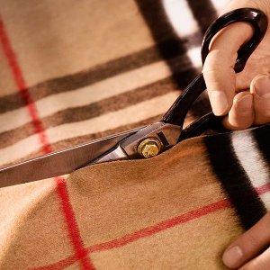 $195起收羊绒上衣精选巴宝莉外套、围巾、毛衣等大促 羊绒单品轻薄保暖