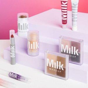 低至7.5折Milk Makeup官网 全场美妆亲友特卖会