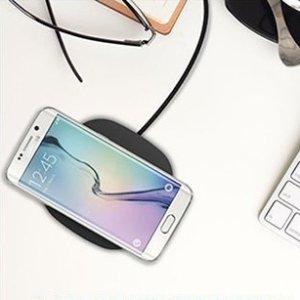 £11.98(原价£59.99)限今天:LTSFUTURE 快速无线充电板 iPhone8/8P/X,三星通用版