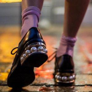 低至3折 你和珍珠如此般配Nicholas Kirkwood 颜值超高美鞋热卖 珍珠鞋等你收