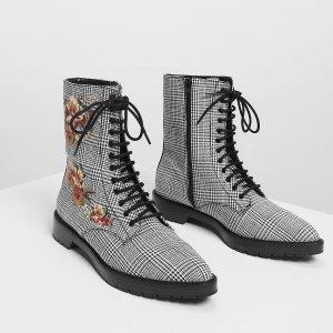 $19起 秋冬美靴$39Charles & Keith 折扣区女士美鞋热卖