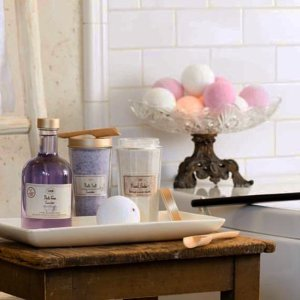 Extended: Dealmoon Exclusive $10 offwith $50+ purchase + 20% off on Bath Ball @ Sabon