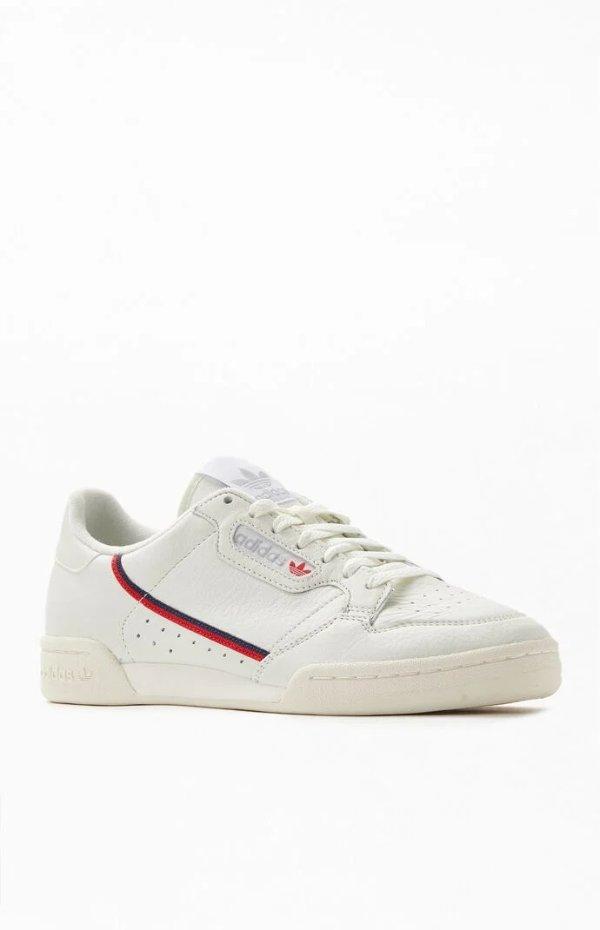 Continental 80 小白鞋
