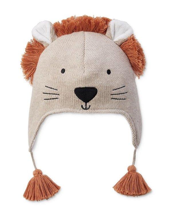 儿童动物造型帽子