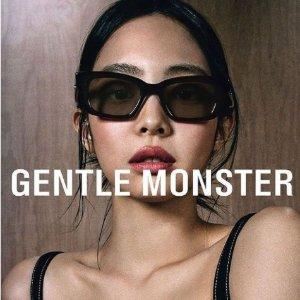 8折 €168就入Gentle Monster 全网罕见折扣入 明星网红必备款 超in超春夏