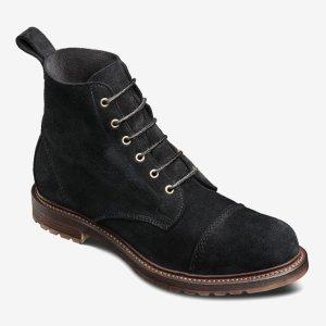 Allen EdmondsCaen Cap Toe Suede Boot