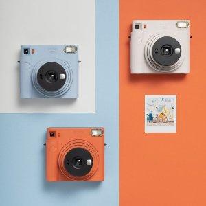 $129.99(原价$159.99)富士 Fujifilm Instax SQ1 拍立得 三色可选