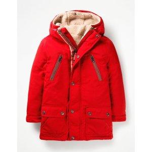 儿童3合1保暖外套