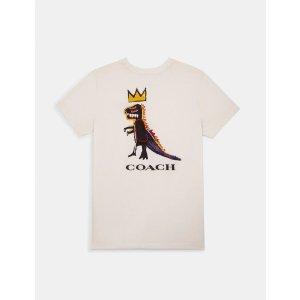 COACH 合作款T恤