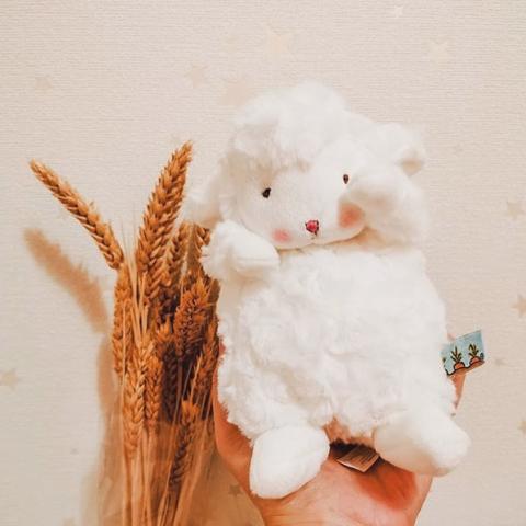 样式繁多 £26收经典小羊Bunnies By The Bay 网红小羊小兔软萌来袭 全世界最可爱的小动物