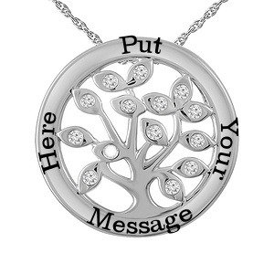 From $79.11Color Stone Family Tree Necklace