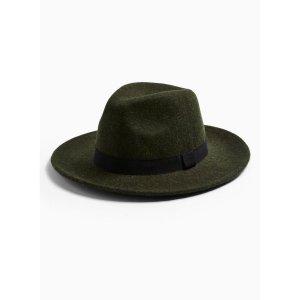 Topman羊毛帽子