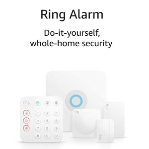 开抢:Ring Alarm 全新2代 家庭智能安防5件套