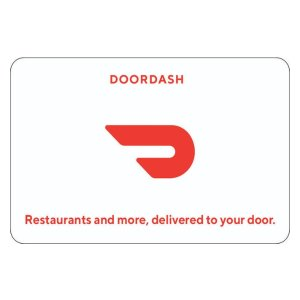DoorDash 价值$50礼品卡 限时特惠