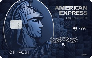 Earn a $250 statement credit. Terms Apply.Blue Cash Preferred® Card from American Express