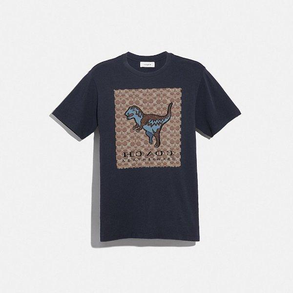 小恐龙T恤