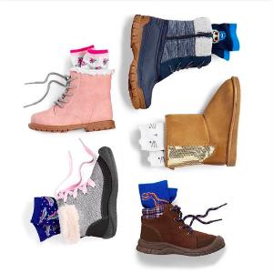 50% Off + 25% Off $40 + Free ShippingOshKosh BGosh Shoes on Sale