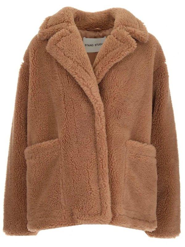 Marina泰迪熊夹克