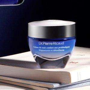 Dr Pierre Ricaud重生、排毒,让肌肤重生益生菌修复晚霜